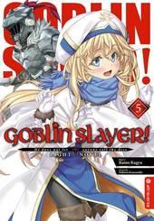 Goblin Slayer! Light Novel - Bd.5