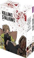 Killing Stalking Season II, mit Box - Bd.4