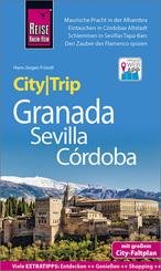 Reise Know-How CityTrip Granada, Sevilla, Córdoba