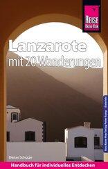 Reise Know-How Reiseführer Lanzarote mit 20 Wanderungen und Faltplan