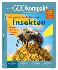 GEO kompakt: Das geheime Leben der Insekten