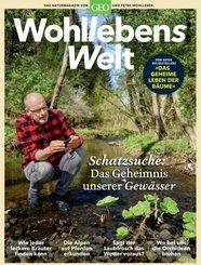 Wohllebens Welt / Wohllebens Welt 6/2020 - Schatzsuche: Das Geheimnis unserer Gewässer - Nr.2/2020