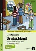 Lernstationen: Deutschland