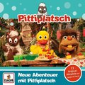 Pittiplatsch - Neue Abenteuer mit Pittiplatsch, 1 Audio-CD