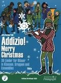 """Addizio! Merry Christmas """"36 Weihnachtslieder für Bläser in Klassen, Gruppen, Ensembles"""", Flöte"""
