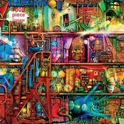 Fantastische Reise (Puzzle)