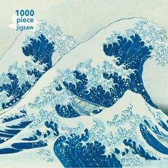 Die große Welle (Puzzle)