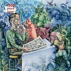 Wer hat Angst vor Robert Crumb? (Puzzle)