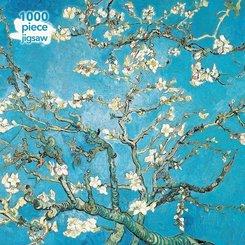 Mandelbaum in Blüte (Puzzle)