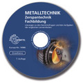 Metalltechnik, Zerspantechnik Fachbildung, Lösungen, CD-ROM