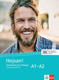 Hejsan! A1-A2 - Kursbuch, m. Audio-CD, MP3