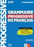 Grammaire progressive du Français, Niveau intermédiaire (4ème édition), Schülerbuch + Audio-CD + Online