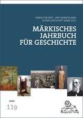 Märkisches Jahrbuch für Geschichte - Bd.119
