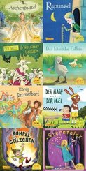 Pixi Bücher: Aus Pixis Märchenbuch (8x1 Exemplar), 8 Teile.