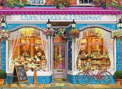 Tassen, Kuchen & Co. (Puzzle)