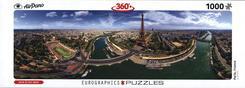 Paris Frankreich (Puzzle)