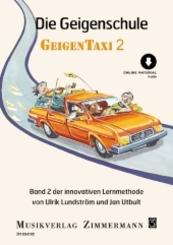 Die Geigenschule GeigenTaxi - Bd.2