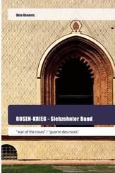 ROSEN-KRIEG - Siebzehnter Band