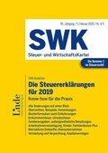 Die Steuererklärungen für 2019 (f. Österreich)