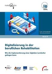 Digitalisierung in der beruflichen Rehabilitation