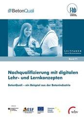 Nachqualifizierung mit digitalen Lehr- und Lernkonzepten