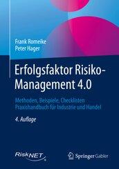 Erfolgsfaktor Risiko-Management 4.0