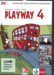 Playway, ab Klasse 3. Ausgabe BW, NI, SH, HB, HE, BE, BB, MV, ST, TH ab 2020: 4. Klasse