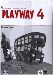 Playway, ab Klasse 3. Ausgabe BW, NI, SH, HB, HE, BE, BB, MV, ST, TH ab 2020: 4. Klasse, Teacher's Book