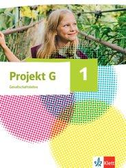 Projekt G Gesellschaftslehre, Ausgabe Nordrhein-Westfalen ab 2020: 5./6. Schuljahr, Schülerbuch; 1
