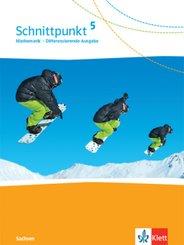 Schnittpunkt Mathematik. Differenzierende Ausgabe Sachsen ab 2020: 5. Schuljahr, Schülerbuch
