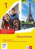 Découvertes. Ausgabe ab 2020: Découvertes 1. Ausgabe 1. oder 2. Fremdsprache, m. 1 Beilage