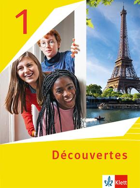 Découvertes. Ausgabe ab 2020: Schülerbuch mit Mediensammlung 1. Lernjahr