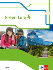 Green Line, Ausgabe für Bayern ab 2017: Green Line, Ausgabe für Bayern ab 2017, 8. Schuljahr, Schülerbuch - Bd.4