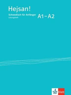 Hejsan! A1-A2 - Lösungsheft