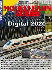 Modellbahn-Kurier: Digital 2020