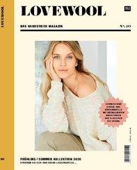 LOVEWOOL Das Handstrick Magazin - No.10