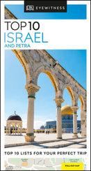 DK Eyewitness Top 10 Israel and Petra