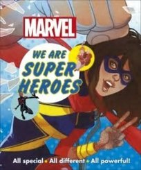 Marvel We Are Super Heroes!