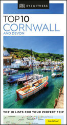 DK Eyewitness Top 10 Cornwall and Devon