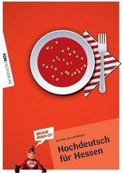 Hochdeutsch für Hessen, m. Audio-CD