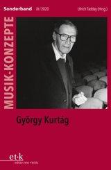 Musik-Konzepte (Neue Folge), Sonderband: György Kurtág; 11/2020*11/2020