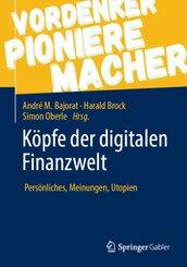 Köpfe der digitalen Finanzwelt