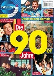 Galileo Magazin SPECIAL HISTORY: Die 90er Jahre