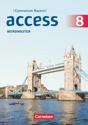 Access, Gymnasium Bayern: 8. Jahrgangsstufe - Wordmaster mit Lösungen