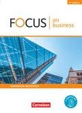 Focus on Business - 5th Edition - Nordrhein-Westfalen: Schülerbuch - B1/B2
