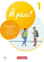 À plus ! Neubearbeitung - 1. und 2. Fremdsprache - Band 1 Klassenarbeitstrainer - Mit Audios und Lösungen online