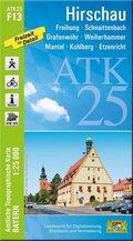 ATK25-F13 Hirschau (Amtliche Topographische Karte 1:25000)