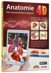 Anatomie 4D - Die menschlichen Organe