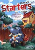 Ahead with Starters - Teacher's Book, m. Audio-CD