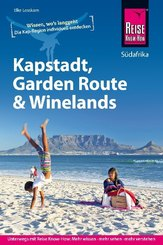 Reise Know-How Kapstadt, Garden Route und Winelands